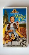 The Wizard Of Oz - Vhs - Rare Screening Cassette - Not For Resale