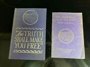 Watchtower The Truth Shall Make You Free And Study Booklet