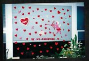 Vintage Photograph Beautiful Valentine's Day Decorations - Holiday