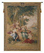 Apollo I Belgian Tapestry Loom-crafted Wall Art For Home Or Office