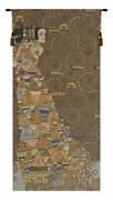 Land039attente Klimt A Gauche Fonce French Tapestry