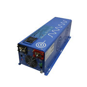 Aims Power 4000 Watt Pure Sine Inverter Charger 48vdc And 240vac Input To 120 And...