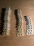 Lot Of Ho And N Scale Track Risers Compatible For Atlas Bachmann Tyco Well Loved