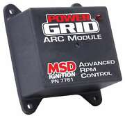 Msd 7761 Rev Limiter Power Grid System Programmable Traction Control Module