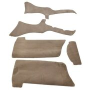 Tracker Marine 122746 Tahoe 215 Taupe 5 Piece Boat Snap In Carpet Set