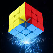 Professional Magic Cube 3x3x3 Fastest Speed Rubiks Cube Brain Teaser Puzzle Toy