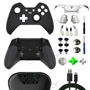 Replacement Housing Shell Faceplate Bumper For Xbox Elite Controller 1st Series