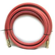 Sea Ray 26 Ft 1 Inch 500 Psi Boston Nylon Wall Red Boat Water Hose Assembly