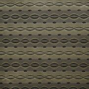 Powerquest 54 Inch Iridescent Brass / Pewter Patterned Boat Fabric Linear Yard