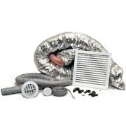 Dometic Stratos Str1615-348 Ac Boat Duck Kit W/ Vents