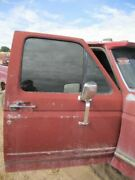 Passenger Front Door Electric 2 Mounting Points Mirror Fits 87-91 Bronco 94365
