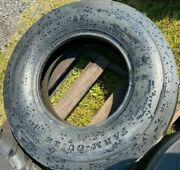 7.50-16 Cropmax Farm Guide 8ply 3 Rib Implement Tire 7.50x16 1tire Used