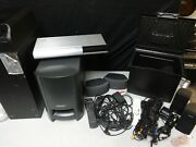 Bose Surround Sound Systems Cinemate And Acoustimass Speakers And More Local Pickup