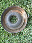1968 1969 Ford 390 Fe Air Cleaner Base No Dents 68 69 Mustang Torino Galaxie