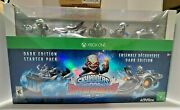 Xbox One Skylanders Superchargers Dark Edition Brand New Free Shipping