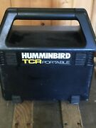 Humminbird Tcr Id-1 Performance Wide Depth Fish Finder Portable Case Works