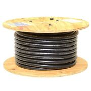 Smart Boat Marine Grade Battery Cable | 4/0 Awg Black 100 Ft Tinned