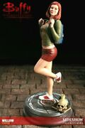 Sideshow Buffy The Vampire Willow Premium Format Shipper Sealed 003 Serial Low