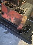 Ford 8n-9n-2n Tractor Front Distributor Engine Block With Caps