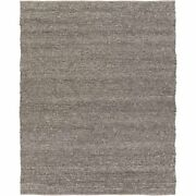 Tahoe Tah-3702 8' X 10' Rectangle Area Rug In Charcoal/camel/cream