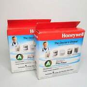 Honeywell A Odor Reducing Replacement Air Purifier Pre Filter Hrf-ap1 2 Boxes