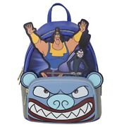 Loungefly Emperors New Groove Yzma And Kronk Mini Backpack Cordy's Nwt Preorder 🎒