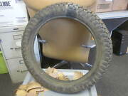 Vintage Nos Pirelli 3.50x18 18 Tire Motorcycle Mt53 Made In Italy