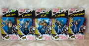 1990 Set Of 5 New Kids On The Block Figures Music Memorabilia Vintage In Boxes