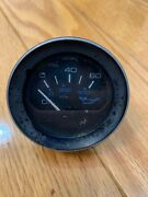 1984 Sea Ray Searay Oil Gauge Seville With Bracket Bolts Part Gnd 84 Faria Boat