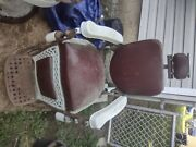 Barber Chairs Antique Vintage Ones A Koken. Good Condition For The Most Part