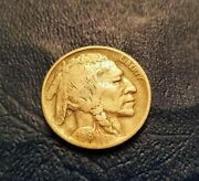 1918-d Buffalo Nickel Early Historic Date Nice Details Estate Sale