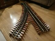 G Scale Garden Trestle Model Train Redwood R3 Track Support Right Turnout Lgb