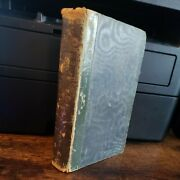 1833 Antique Book Fairy Mythology By Thomas Keightley Second Edition