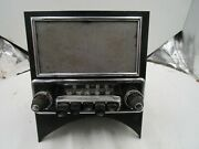 Vintage S. Smith And Sons Radiomobile Radio And Speaker Model 200r As Is