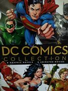 Dc Comics 6 Graphic Novels 6 Animated Movies Used