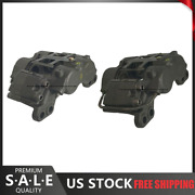 Rear Left And Right Brake Calipers Fits 2004-2009 Gmc T7500 - Cardone 2pcs