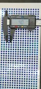 10000pc 4mm Customed Blue 2d Holographic Fishing Lure Flat Eyes Tackle Craft Lot