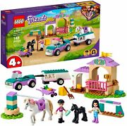 Lego - Friends Horse Training And Trailer 41441