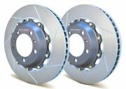 Girodisc Rear Rotors For Porsche Cayman Boxster S And Gts W/ Oem Iron Brakes 718