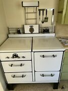 Vintage Gaffers And Sattler Gas Stove 1934