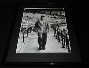 Ted Williams At Fenway Park Framed 11x14 Photo Display Red Sox