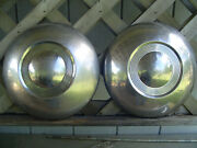 2 Vintage Pickup Truck Plymouth Dodge Chrysler Hubcaps Wheel Covers Center Caps