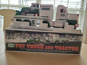Hess 2013 Toy Truck And Tractor 400106642928