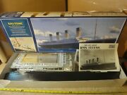 Minicraft Rms Titanic Museum Quality 1/350 Scale Model Ship Kit 11320. Nos/new