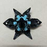 Black And Blue Prototype Bakugan Finial Of Armored Alliance Action Figure