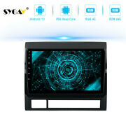 Android 10 Car Radio For Toyota Tacoma Stereo In Dash Gps Navigation Head Unit