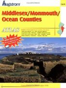Hagstrom Middlesex/monmouth/ocean Counties Nj. Atlas [middlesex County Monmout