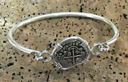Pirate Coin Treasure Piece Of Eight Authentic Cob 1r Sterling Silver Bracelet