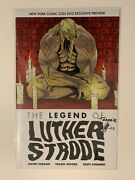 The Legend Of Luther Strode New York Comic Con 2012 Exclusive Preview Signed Vf