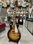 Gibson Les Paul Standard 1950s Figured Top Tobacco Burst Made In Usa G1382